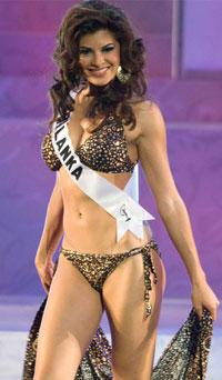 Jacqueline Fernandez Miss Sri Lanka Wallpaper