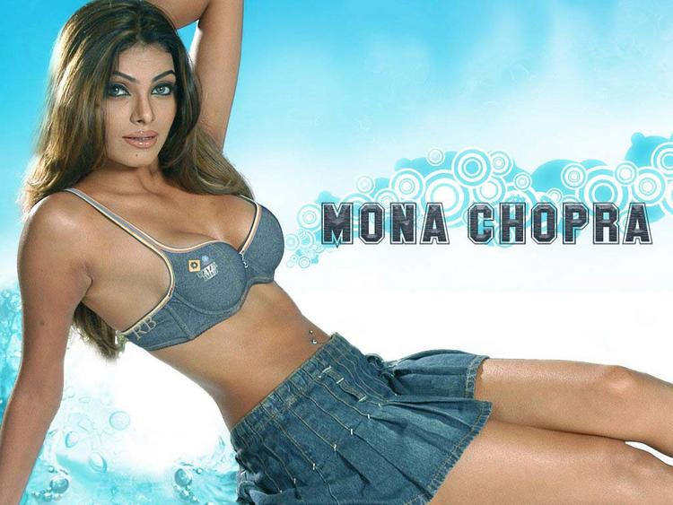 Sexclusive Mona Chopra Wallpaper