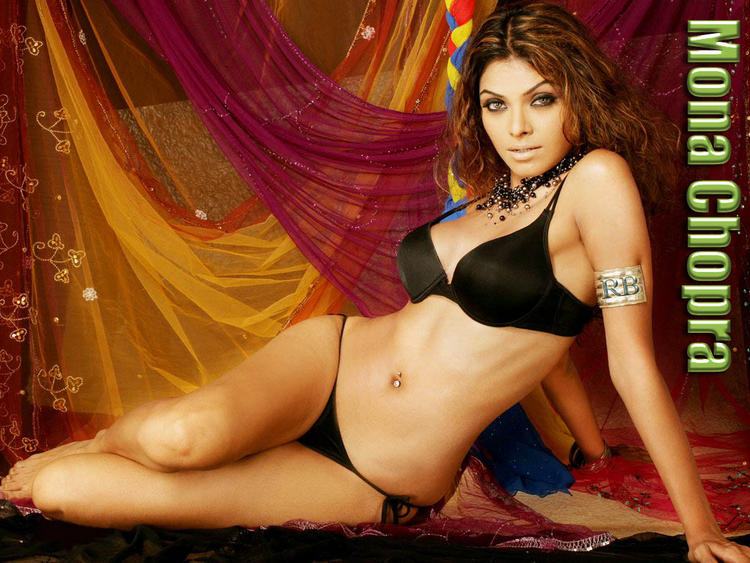 Mona Chopra Latest Hot Wallpaper