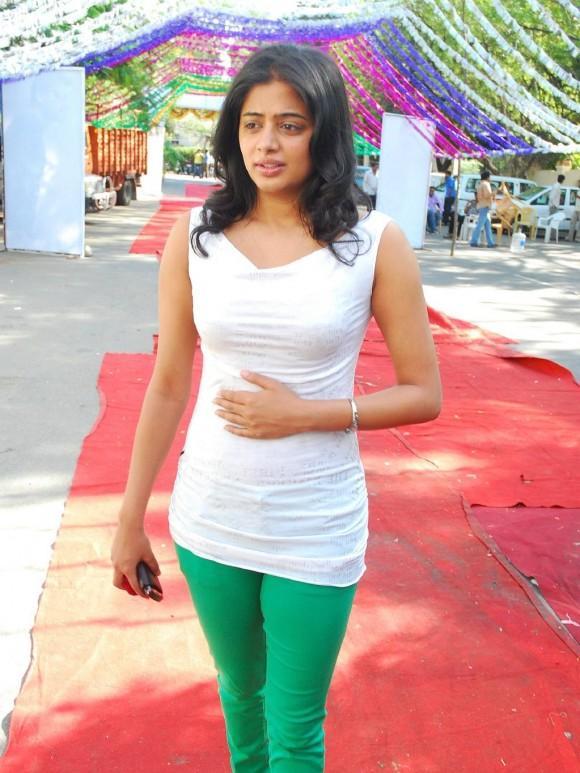 Priyamani Stunning Pic With White Tops