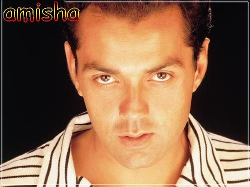 Bobby Deol Hot Look Wallpaper