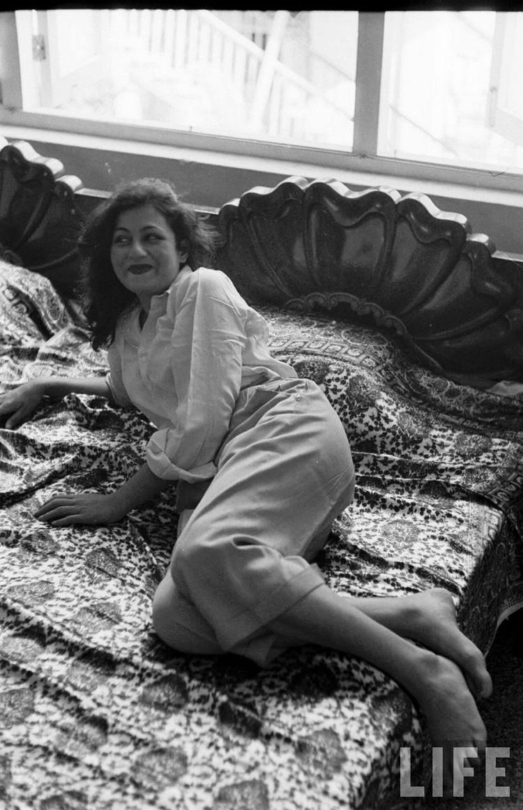 Rare Madhubala Photo- The one and only smile