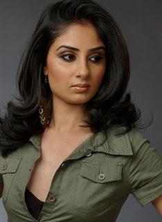 Bhanu Mehra Latest Hair Style Photo Shoot