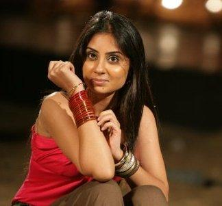 Bhanu Mehra Red Top Gorgeous Pic