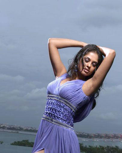 Bindhu Madhavi Latest Romancing Photo Shoot