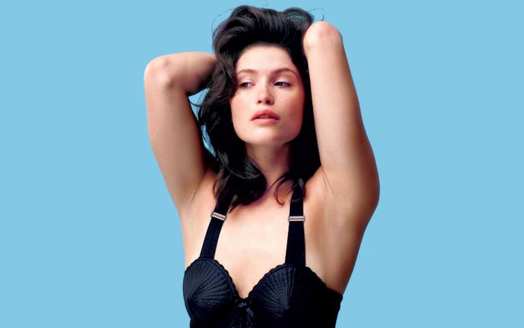 Gemma Arterton Bikini Sexy Photo Shoot