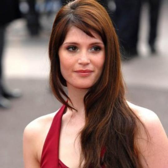 Gemma Arterton Long Hair Beauty Still