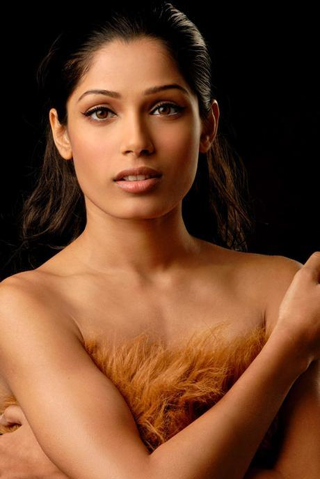 Freida Pinto Latest Hot Photo Shoot