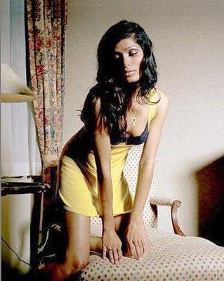 Freida Pinto Super Sexy Pose Photo Shoot