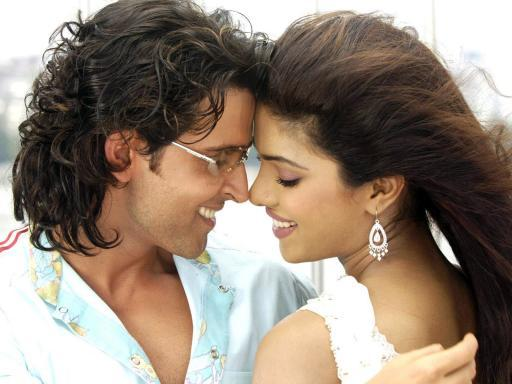 Priyanka Chopra and Hrithik Roshan Romance Still In Agneepath