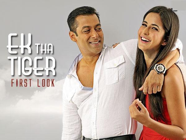 Salman Khan,Katrina Kaif In Ek Tha Tiger Wallpaper