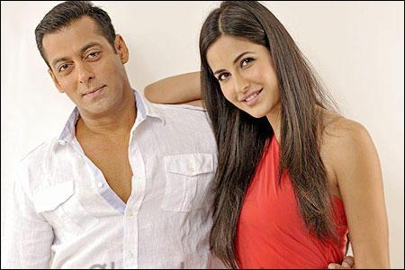 Salman Khan,Katrina Kaif Beauty Still In Ek Tha Tiger