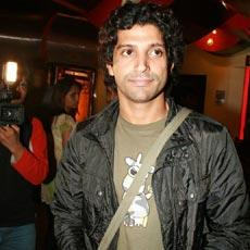 Farhan Akhtar Hot Face Look