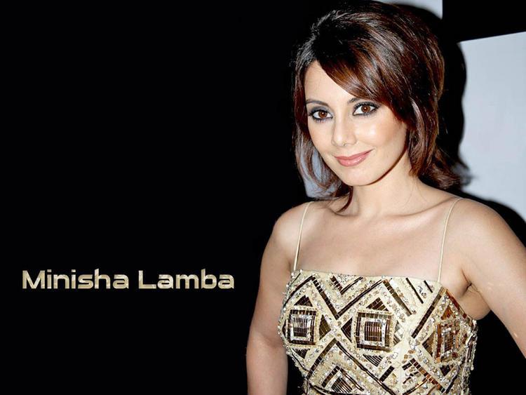 Minisha Lamba Glory Face Wallpaper