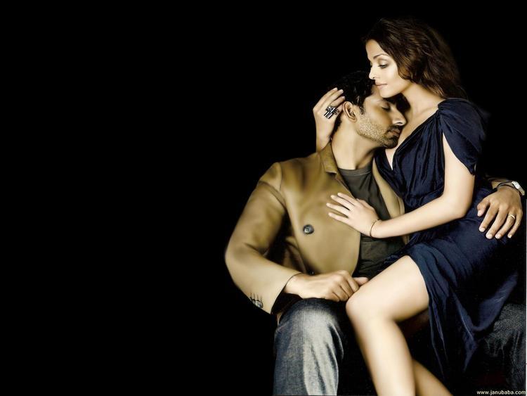 Aishwarya Hot with Abhishek Bachchan