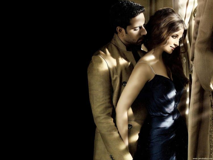 Aishwarya and Abhishek Glamour Still