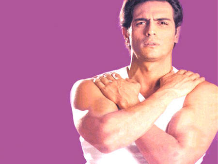 Arjun Rampal Strong Arms Wallpaper