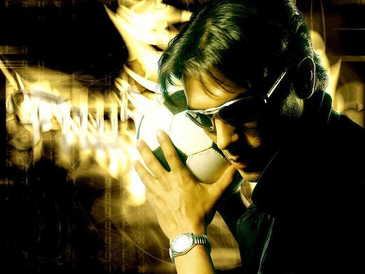 Arjun Rampal Hot Unseen Wallapper