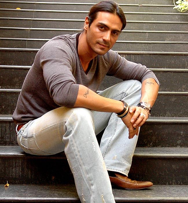 Arjun Rampal Nice Smile Pic