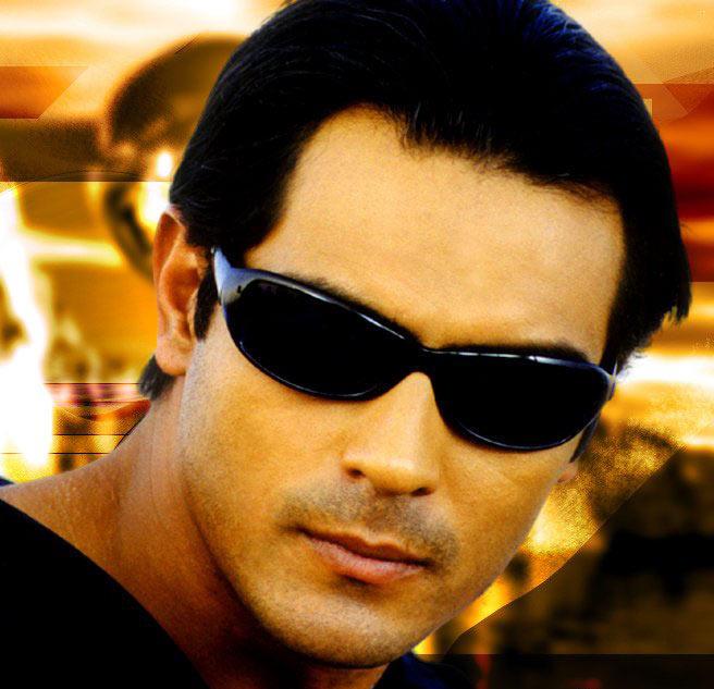 Arjun Rampal Black Goggles Hot Wallpaper