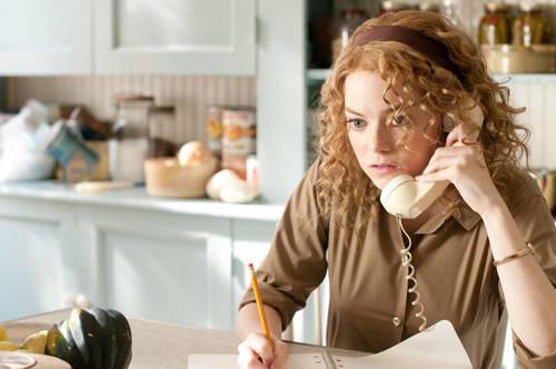 Curly Hair Beauty Emma Stone Very Nice Photo