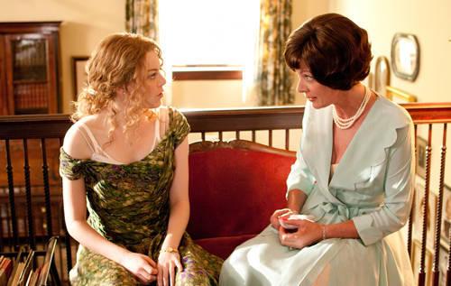 The Help Movie Emma Stone Glamor Photo