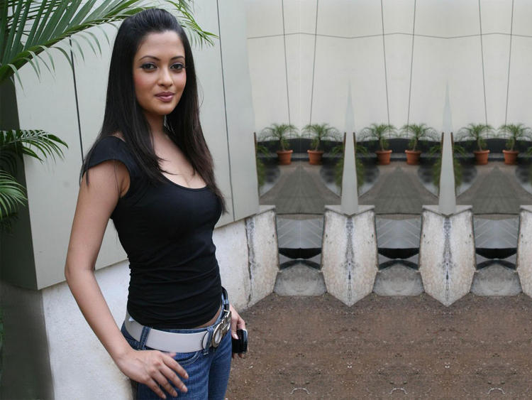 Sexiest Riya Sen Wallpaper