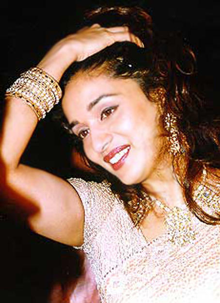Spicy Madhuri Dixit Latest Wallpaper