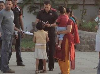 Salman Khan Bodyguard Movie On Location Gallery