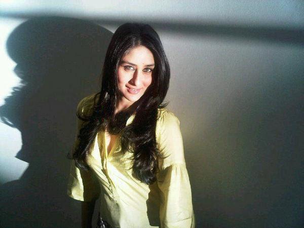 Kareena Kapoor looking hot  Bodyguard Movie Location Gallery