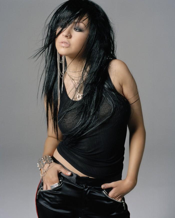 Christina Aguilera Hottest Photoshoot