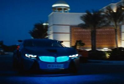 Tom Cruise Mission Impossible 4 BMW I Supercar