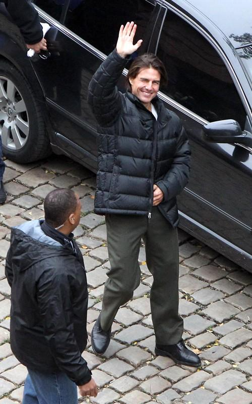 Tom Cruise Mission Impossible Latest Beauty Still