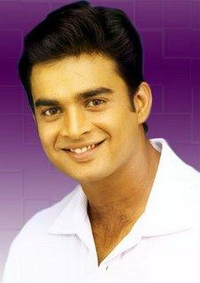 R. Madhavan Beauty Face Look