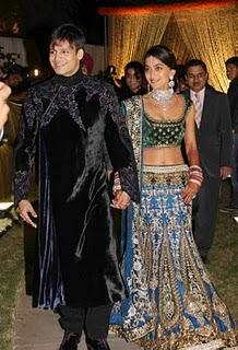 Vivek Oberoi Wedding Reception Still