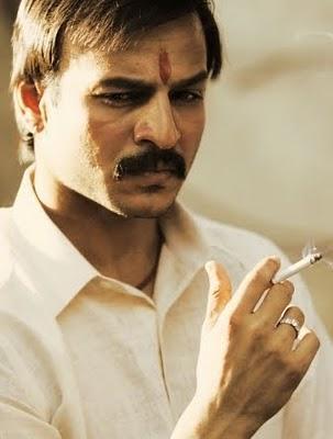 Rakta Charitra Vivek Oberoi Smoking Still
