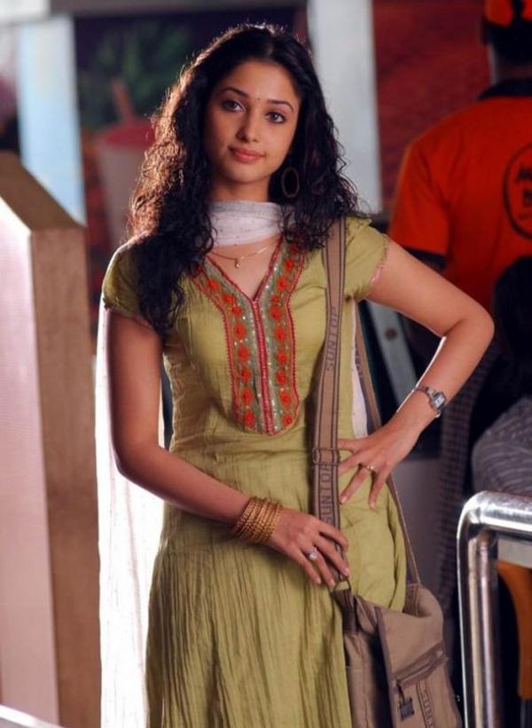 Cute Indian Actress Tamanna Still