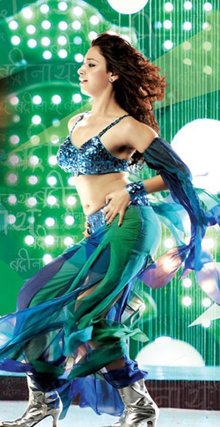 Tamanna Latest Hot Still From Badrinath Movie