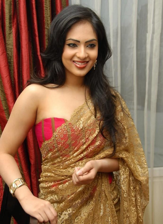 Nikesha Patel Sweet Smile Pic