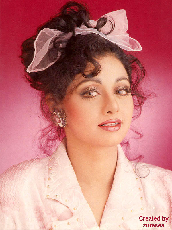 Sri Devi spicy and hot look