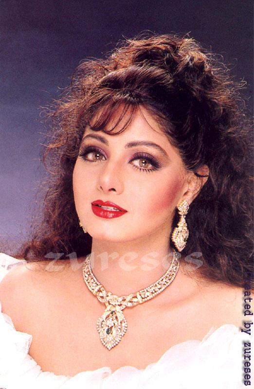 Sexy look of Sri Devi