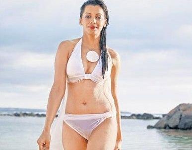 Mugdha Godse Hot Bikini Glamour Still