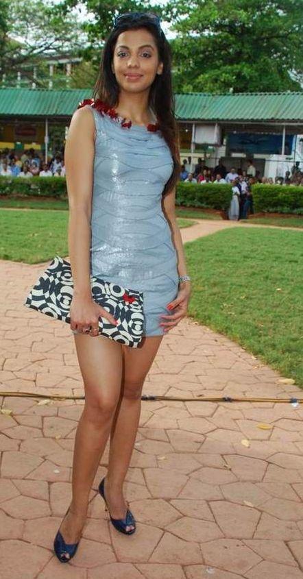Dusky Beauty Mugdha Godse Still