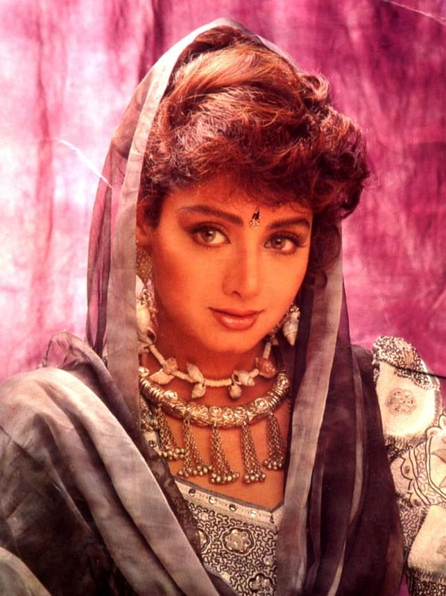 Bollywood Beautiful Star Sridevi images
