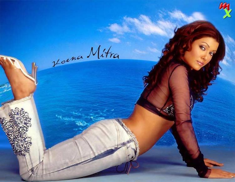 Koena Mitra sexy photo