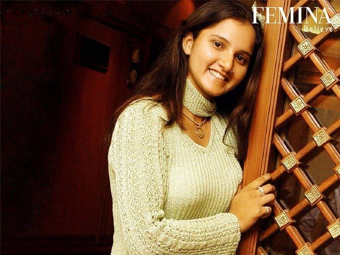 Sania Mirza Glamour Photo