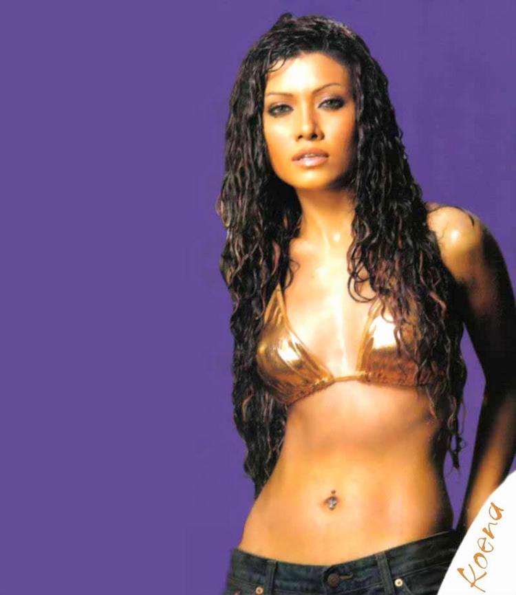 Koena Mitra look gogeous in bikini