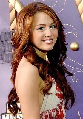Miley Cyrus Silky Hair Beauty Still