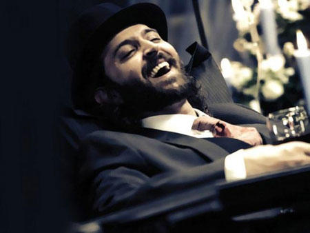 Hrithik Roshan Open Smile Pic In Guzarish