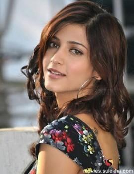 Shruti Hassan cute photo